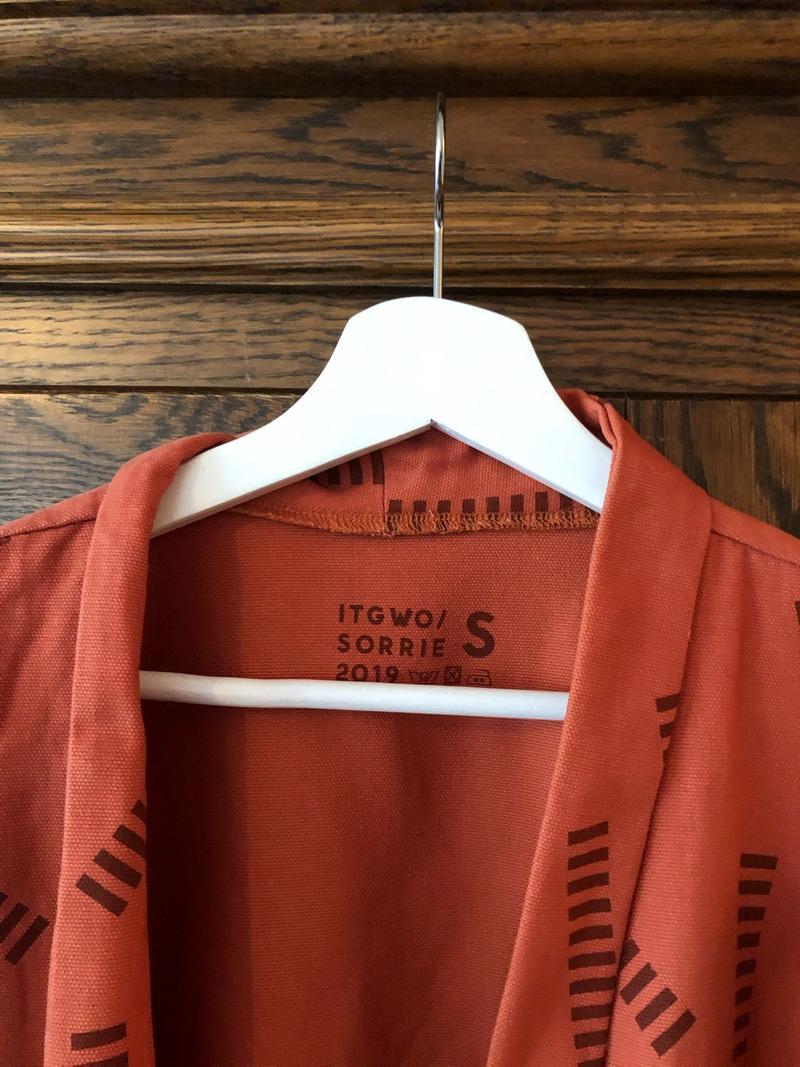 Orange ITGWO Two-piece