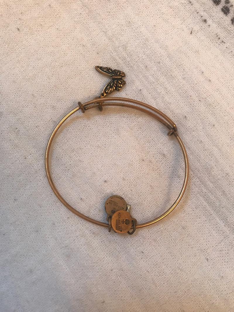 Bronze Adjustable Bracelet