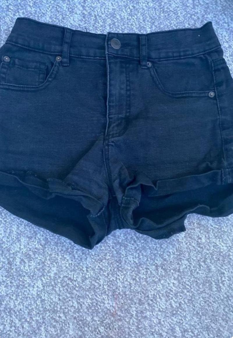 jeanshorts