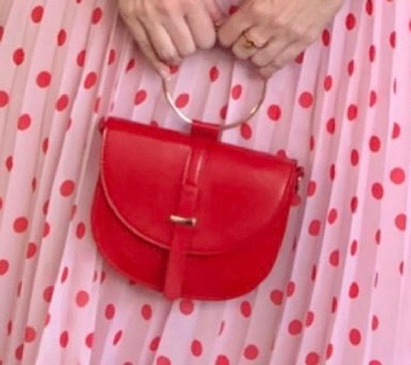 Red Kmart bag