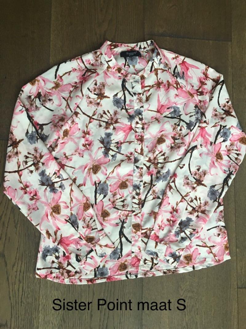 Sisters Point blouse S kan ook met M