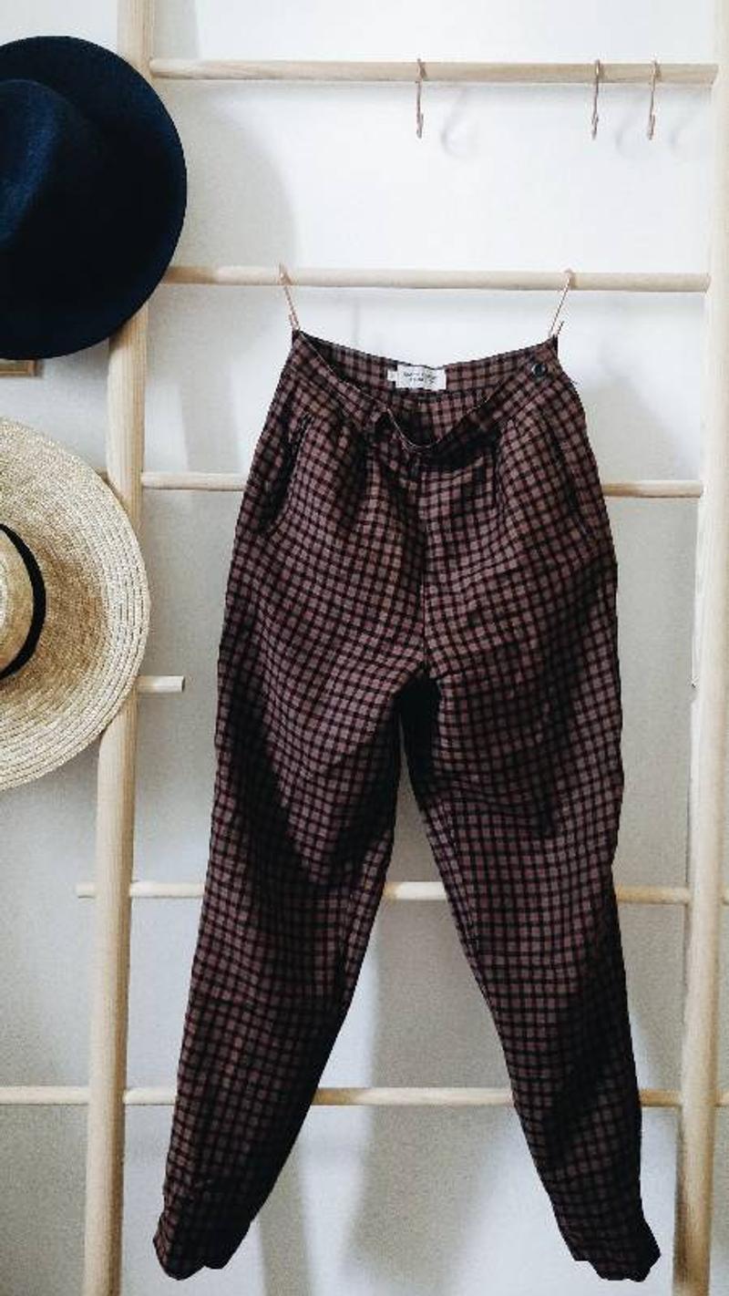 Benetton Wool Pants