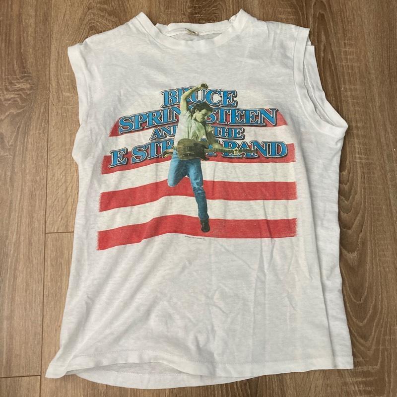 Vintage Bruce Springsteen Tour Hemd