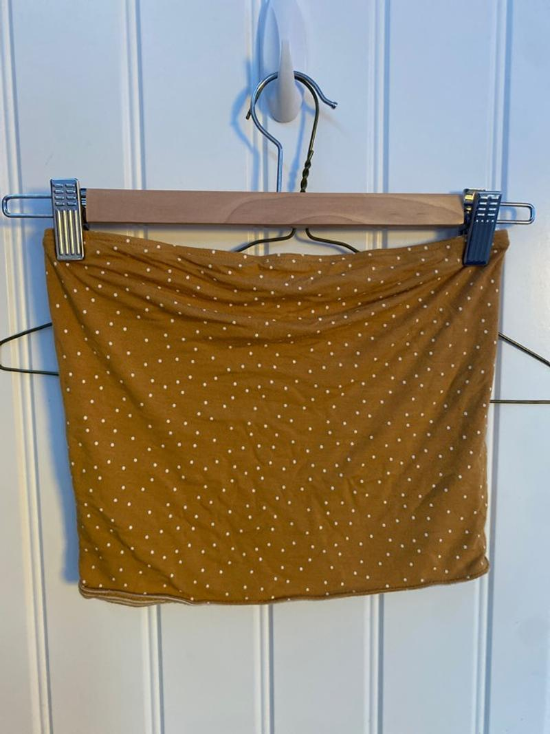double sided tube top